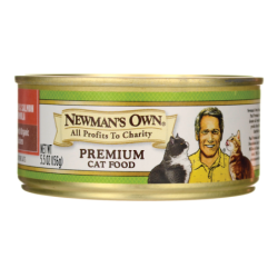 Premium Cat Food Chicken & Salmon, 5.5 oz (156 grams) Can