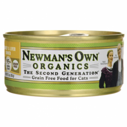 Grain Free Cat Food Turkey & Liver, 5.5 oz Can