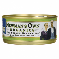 Grain Free Cat Food Turkey, 5.5 oz Can