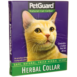 Herbal Collar for Cats, 1 Unit