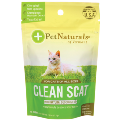 Clean Scat for Cats, 45 Chews