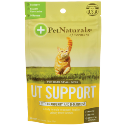 UT Support for Cats, 60 Chews