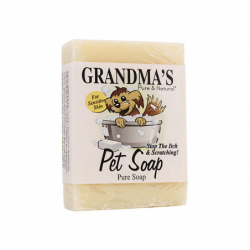 Grandmas Pet Soap, 4 oz Bar(s)