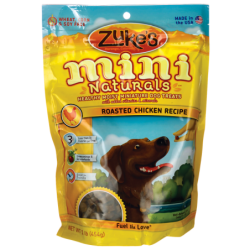 Mini Naturals Dog Treats Chicken, 16 oz Pkg