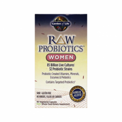 RAW Probiotics Women, 90 Veg Caps