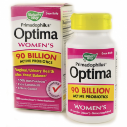 Primadophilus Optima Womens 90 Billion, 30 Veg Caps