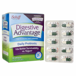 Digestive Advantage Daily Probiotic, 50 Caps