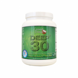 Deep2 30 Goat Milk Protein Coconut Dream, 35.3 oz Pwdr