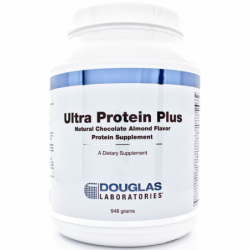 Ultra Protein Plus  Chocolate Almond, 32 oz (908 grams) Pwdr