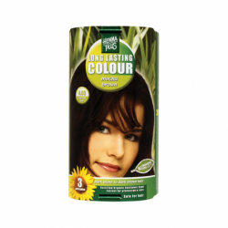 Henna Plus Long Lasting Colour  Mocha Brown, 1 Box