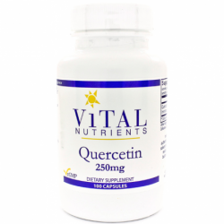 Quercetin, 250 mg 100 Caps
