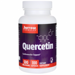 Quercetin, 500 mg 100 Caps