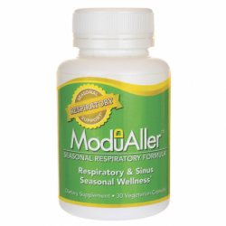 Modualler Seasonal Respiratory Formula, 30 Veg Caps