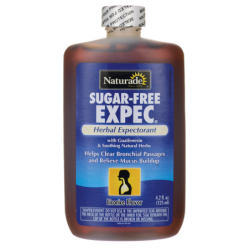 SugarFree Expec  Licorice Flavor, 4.2 fl oz (125 mL) Liquid