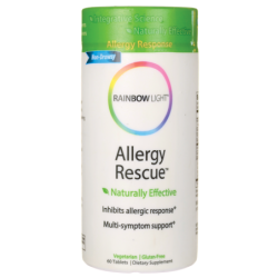 Allergy Rescue, 60 Tabs