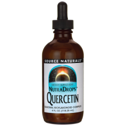 NutraDrops Quercetin, 4 fl oz (118.28 mL) Liquid