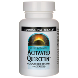 Activated Quercetin, 50 Caps