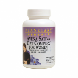 Avena Sativa Oat Complex for Women, 558 mg 100 Tabs