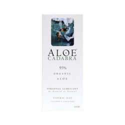 Personal Lubricant Natural Aloe, 2.5 oz Liquid