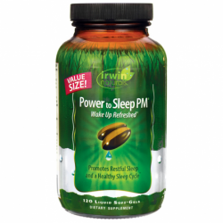 Power to Sleep PM, 120 Lgels