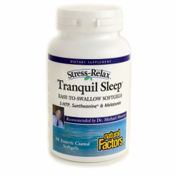 StressRelax Tranquil Sleep, 90 Sgels