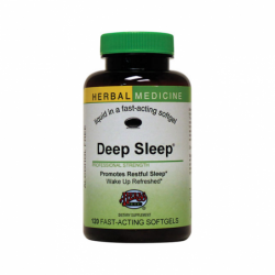 Deep Sleep Softgels, 120 Sgels