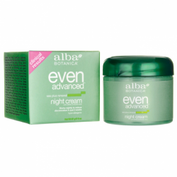 Even Advanced Sea Plus Renewal Night Cream, 2 oz (57 grams) Cream