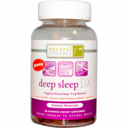 Deep Sleep DX, 60 Gummies