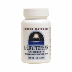 LTryptophan with Coenzyme B6, 500 mg 60 Tabs