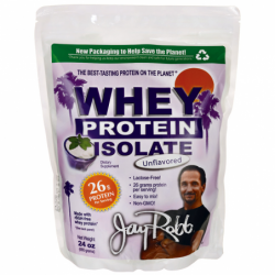 Whey Protein Isolate Unflavored, 24 oz Pwdr