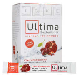 Ultima Replenisher  Cherry Pomegranate, 20 Pkts