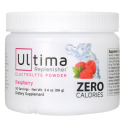 Ultima Replenisher  Raspberry, 3.4 oz (96 grams) Pwdr