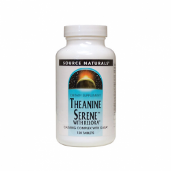 Theanine Serene with Relora, 120 Tabs
