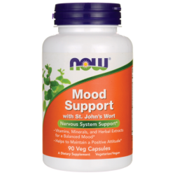 Mood Support with St Johns Wort, 90 Veg Caps
