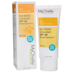 Sun Shield SPF 28  Unscented, 2.3 fl oz (68 mL) Lotion