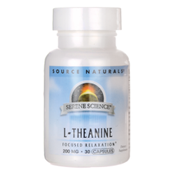 Serene Science LTheanine,...