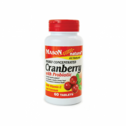 Cranberry with Probiotic, 60 Tabs