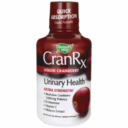 CranRx Liquid Cranberry, 16 fl oz (480 mL) Liquid