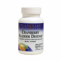 Cranberry Bladder Defense, 880 mg 60 Tabs