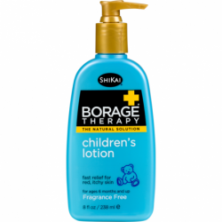 Borage Dry Skin Therapy Childrens, 8 fl oz (238 mL) Lotion