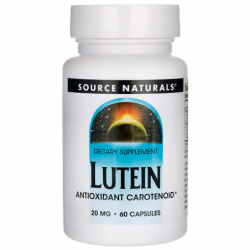 Lutein, 20 mg 60 Caps