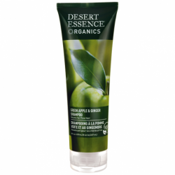 Green Apple & Ginger Shampoo, 8 fl oz (237 mL) Liquid