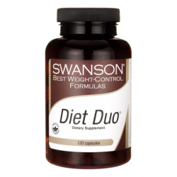Diet Duo with White Kidney Bean, 120 Caps