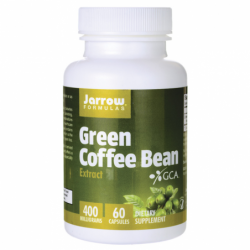 Green Coffee Bean Extract, 400 mg 60 Caps