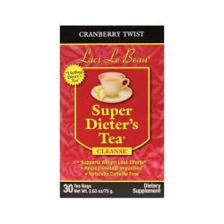Super Diet Tea Cranberry Twist, 30 Bag(s)