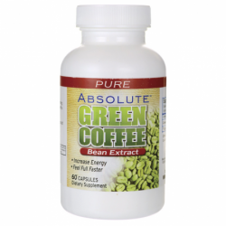 Green Coffee Bean Extract, 60 Caps
