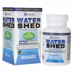 Water Shed, 60 Tabs