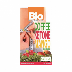 Coffee Ketone Mango Combo, 60 Caps