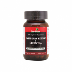 Raspberry Ketone  Green Tea, 60 Veg Caps