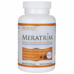 MeraTrim Fruit & Flower Slimming Formula, 400 mg 60 Veg Caps